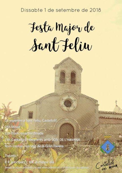 Castellolí - Festa Major de Sant Feliu
