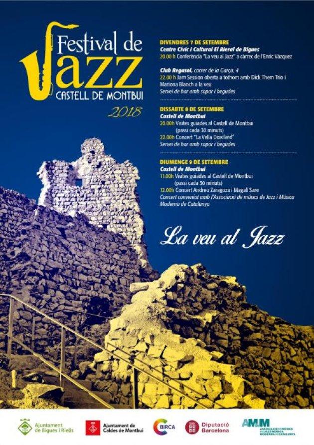 Bigues i Riells - Festival de Jazz Castell de Montbui
