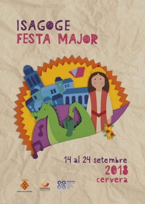 Cervera - Isagoge i Festa Major del Sant Crist