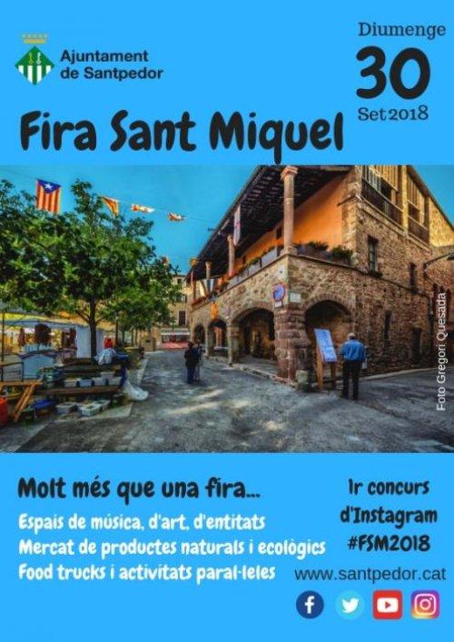 Santpedor - Fira de Sant Miquel