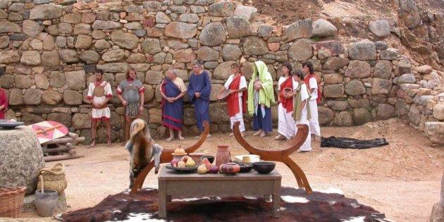 Cap de Setmana Ibèric de la Ruta dels Ibers (Foto: www.rutadelsibers.cat)