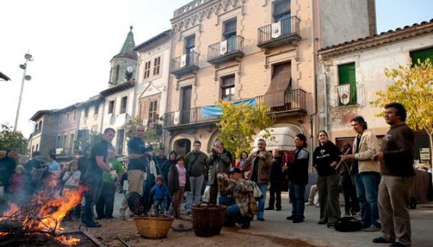 Viladrau - Fira de la Castanya (Foto: www.viladrau.cat)