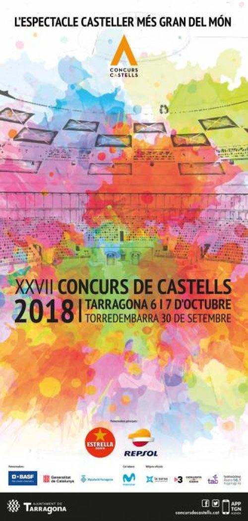Tarragona - Concurs de Castells