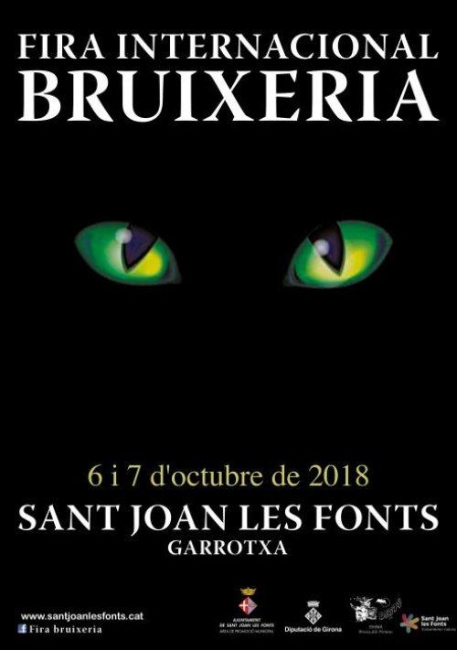 Sant Joan les Fonts - Fira Internacional de Bruixeria