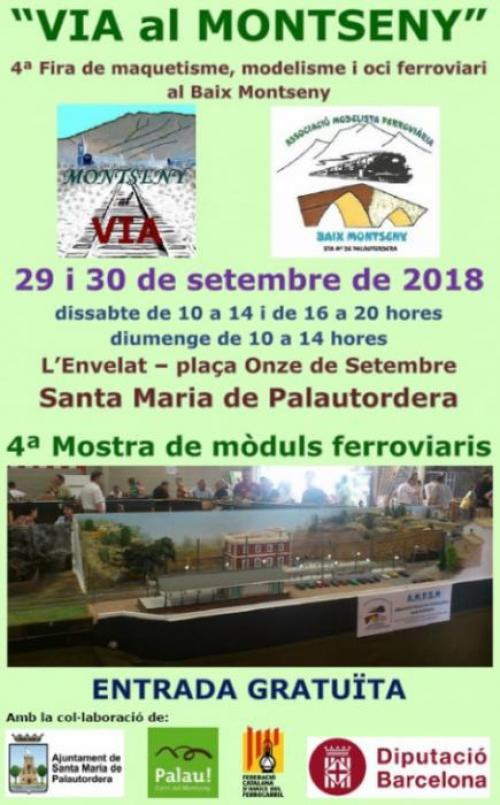 Santa Maria de Palautordera - Via al Montseny