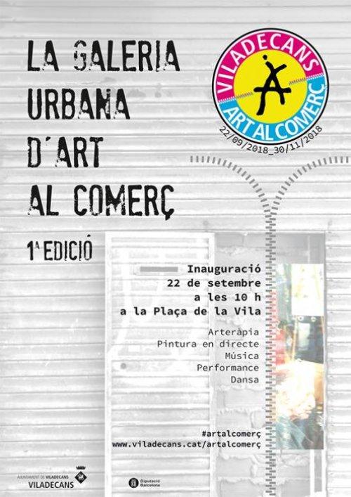 Viladecans - Festival Art al Comerç