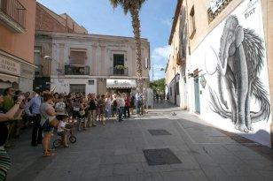 Viladecans - Festival Art al Comerç (Foto: Ajuntament de Viladecans)