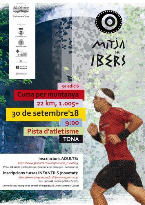 Tona - Cursa de Muntanya, la Mitja dels Íbers