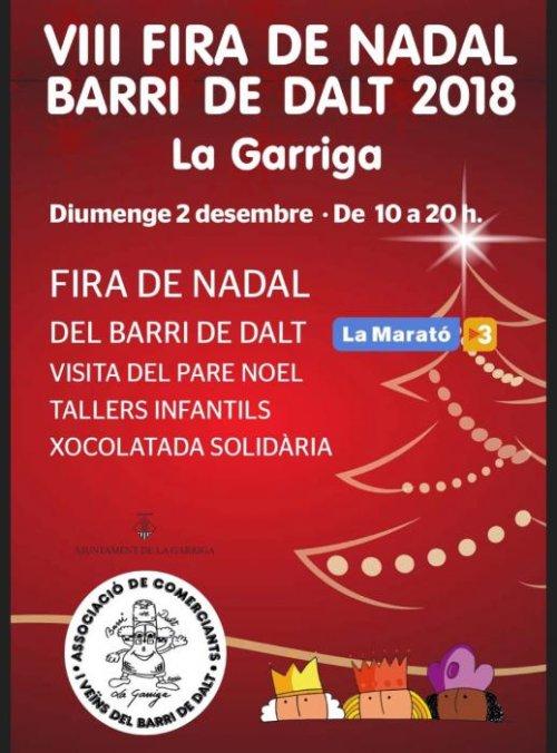 La Garriga - Fira de Nadal del Barri de Dalt