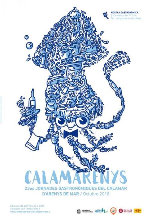 Arenys de Mar - Jornades Gastronòmiques del Calamarenys