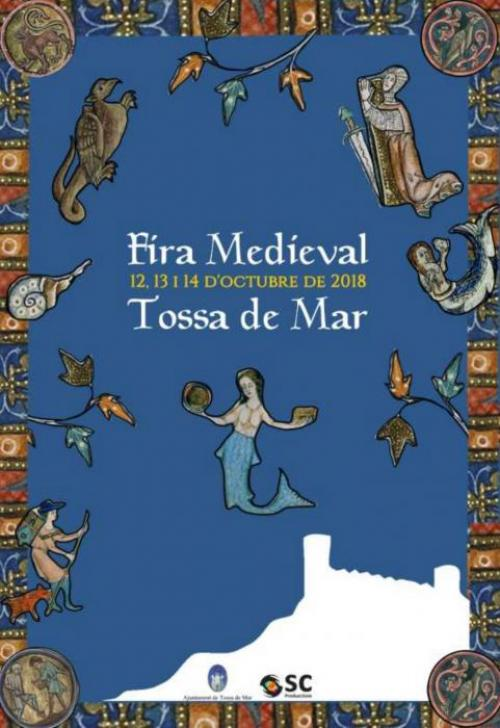 Tossa de Mar - Fira Medieval