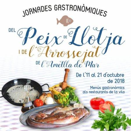 L'Ametlla de Mar - Jornades Gastronòmiques del Peix de Llotja i de l'Arrossejat