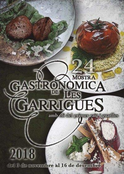 Mostra Gastronòmica de les Garrigues