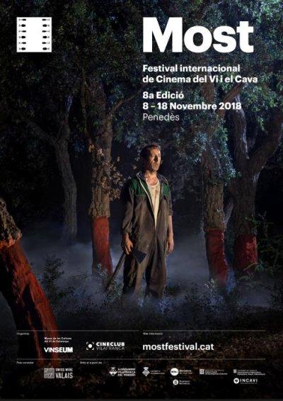 Vilafranca del Penedès - Most, Festival Internacional de Cinema del Vi i el Cava
