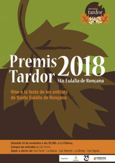 Santa Eulàlia de Ronçana - Premis Tardor