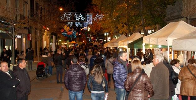 Manresa - Fira de Sant Andreu (Foto: www.manresamescomerç.cat)