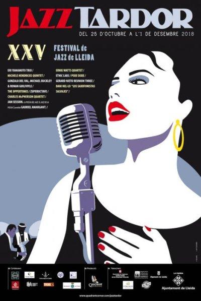 Lleida - JazzTardor, Festival de Jazz