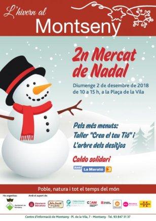 Montseny - Mercat de Nadal