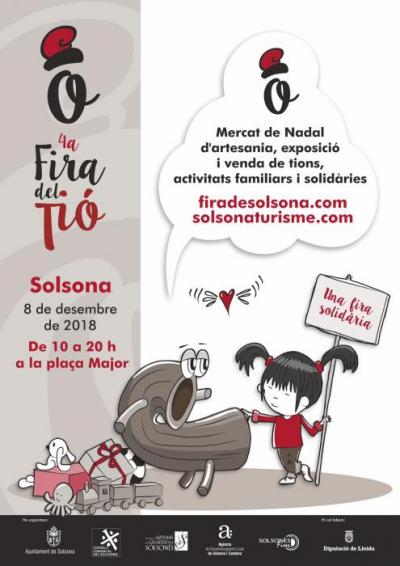 Solsona - Fira del Tió