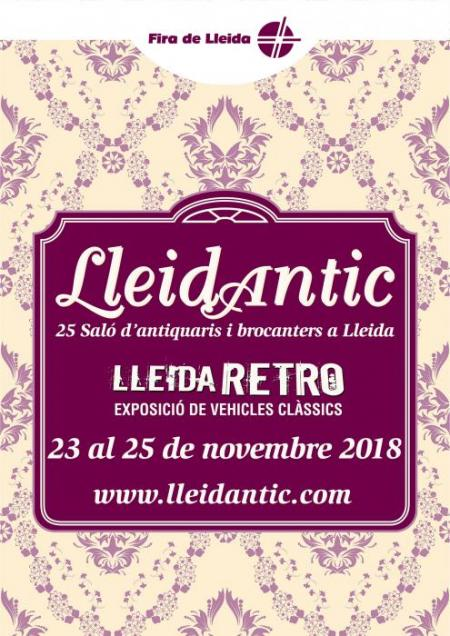 Lleida - Lleidantic
