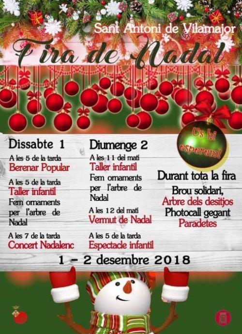 Sant Antoni de Vilamajor - Fira de Nadal