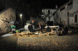Santa Pau - Pessebre Vivent (Foto: pessebreviventsantapau.com)