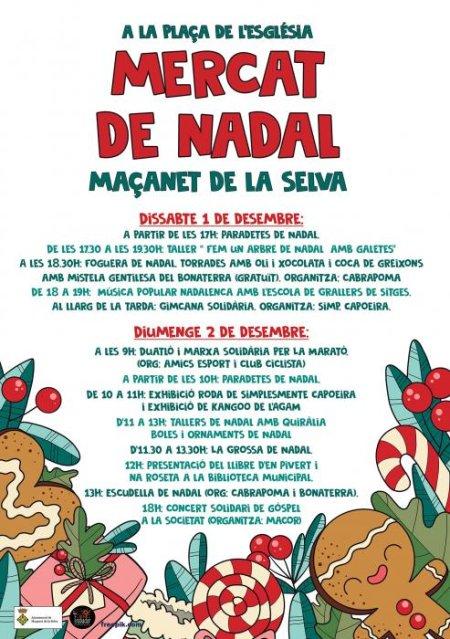 Maçanet de la Selva - Mercat de Nadal