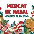 Mercat de Nadal a Maçanet de la Selva