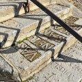 Laudes sepulcrals de l'església de La Mare de Déu dels Àngels