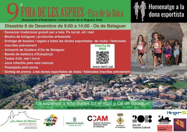 Os de Balaguer - Fira de les Aspres