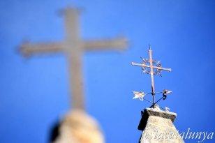 Llívia - Poble Vell - Creu de Toret