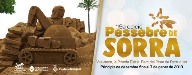 Vila-seca - Pessebre de Sorra