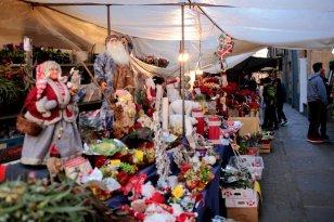 Olot - Mercat de Nadal (Foto: DinàmiG)
