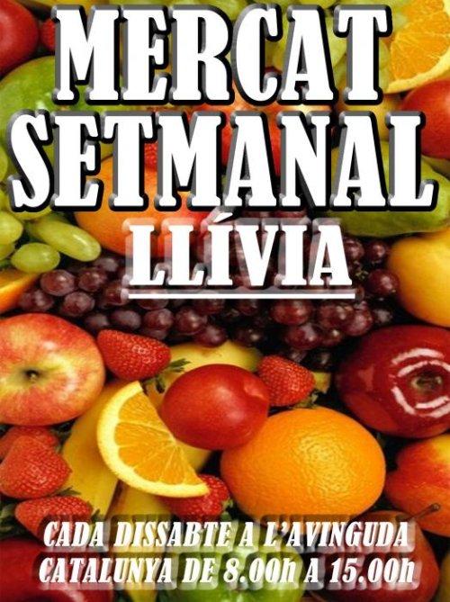 Llívia - Mercat Setmanal