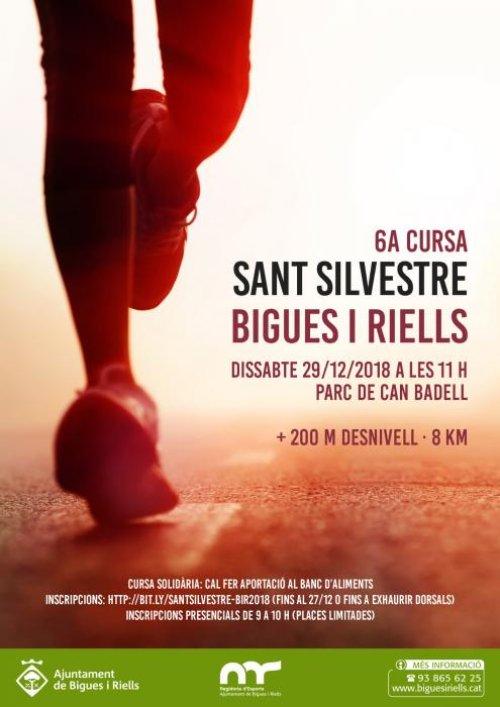 Bigues i Riells - Cursa de Sant Silvestre