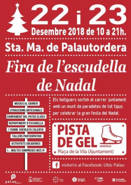 Santa Maria de Palautordera - Fira de l'Escudella de Nadal