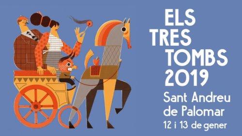 Barcelona - Tres Tombs Sant Andreu de Palomar
