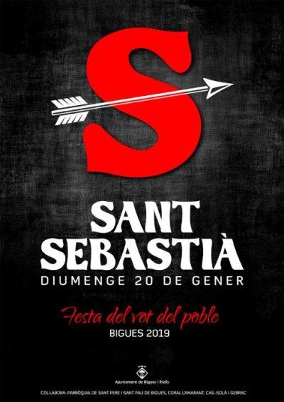 Bigues i Riells - Festa de Sant Sebastià