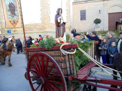 Móra d'Ebre - Sant Antoni, Festa Major d'Hivern (Foto: Ajuntament de Mòra d'Ebre)