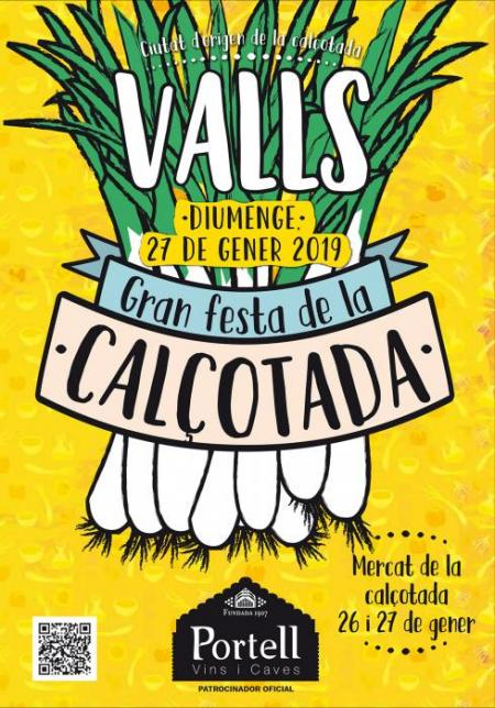 Valls - Festa de la Calçotada