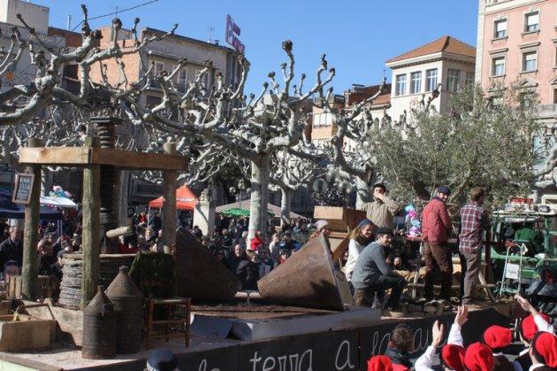 Tàrrega - Festa dels Tres Tombs de Sant Antoni i Mercat Tradicional (Foto: www.tarrega.cat)