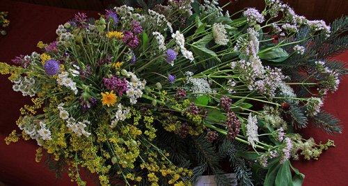 Llívia - Concurs de Rams de Flors de Muntanya (Foto: www.llivia.org)