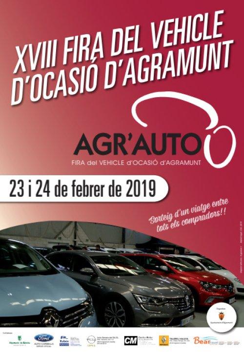 Agramunt - Agr'auto Fira del Vehicle d'Ocasió