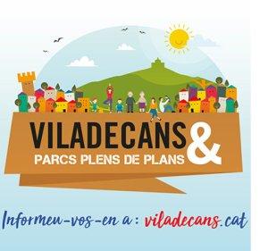 Viladecans - Parcs plens de Plans