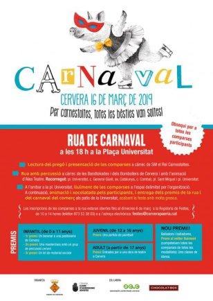 Cervera - Carnaval