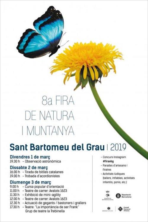 Sant Bartomeu del Grau - Fira de Natura i Muntanya
