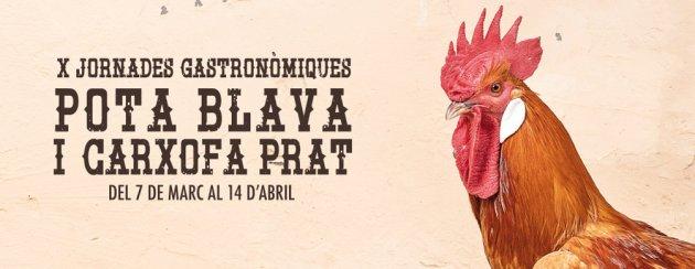 El Prat de Llobregat - Març Gastronòmic, Jornades Pota Blava