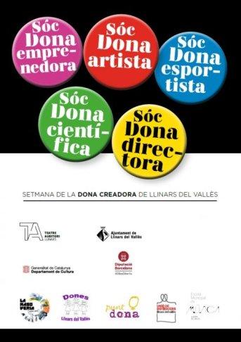 Llinars del Vallès - Setmana de la Dona Creadora