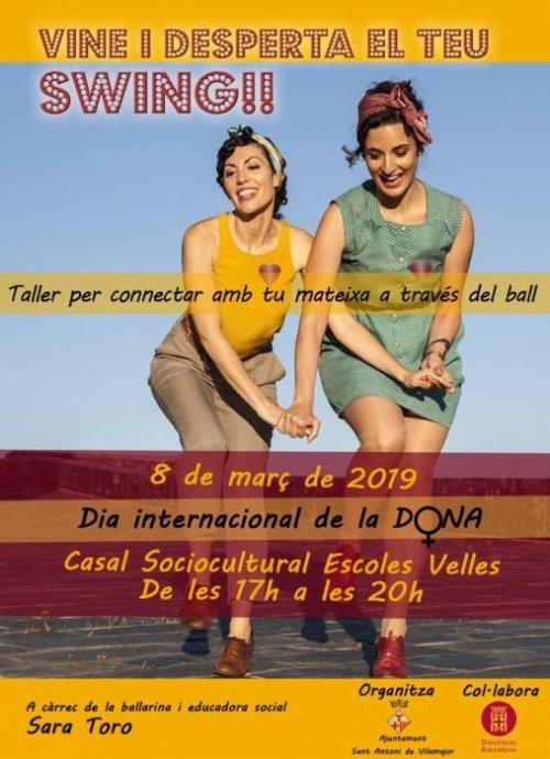 Sant Antoni de Vilamajor - Dia Internacional de les Dones