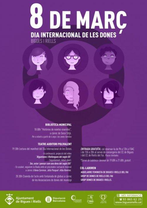 Bigues i Riells - Dia Internacional de les Dones